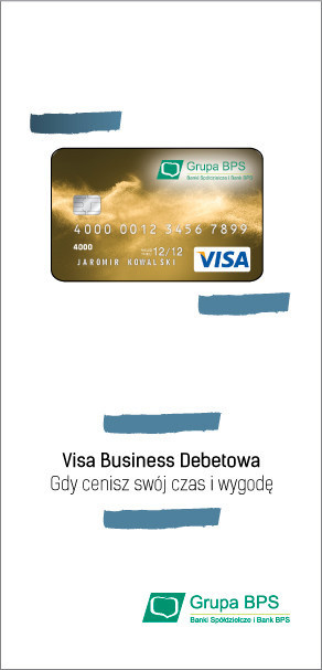 Visa Business Debetowa